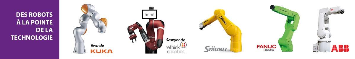 robots nouvelles technologies