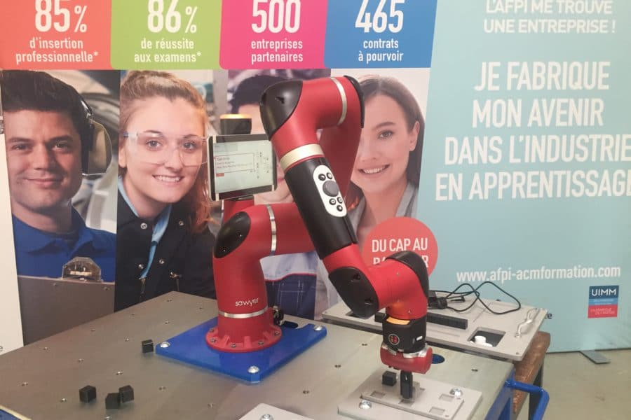 afpi_robot_collaboratif_sawyer_lille